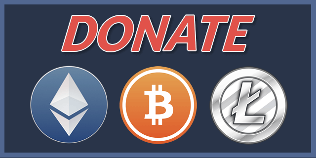 Image result for donate with crypto