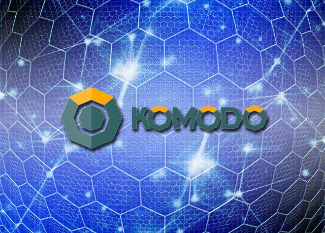 KMD Komodo coin