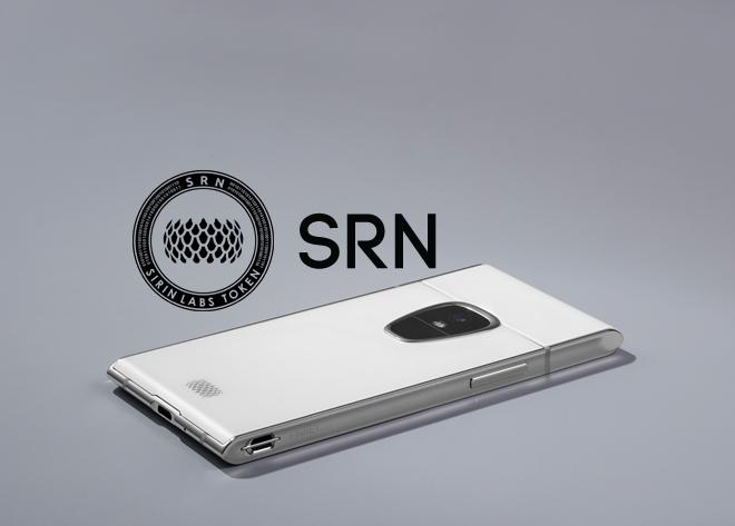 SRN SirinLabs coin