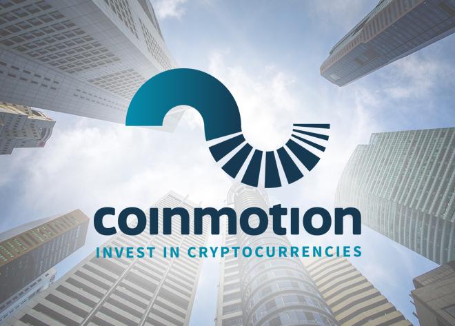 Coinmotion - fiat settlement