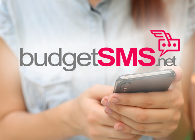 BudgetSMS - Pay with cryptocurrency