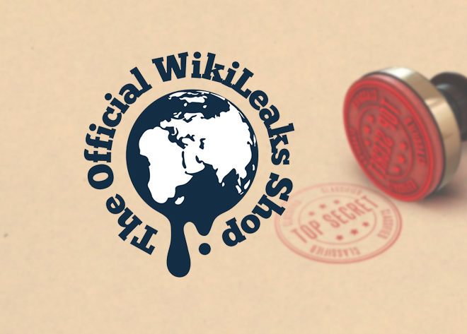 Spend with crypto - WikiLeaks Shop