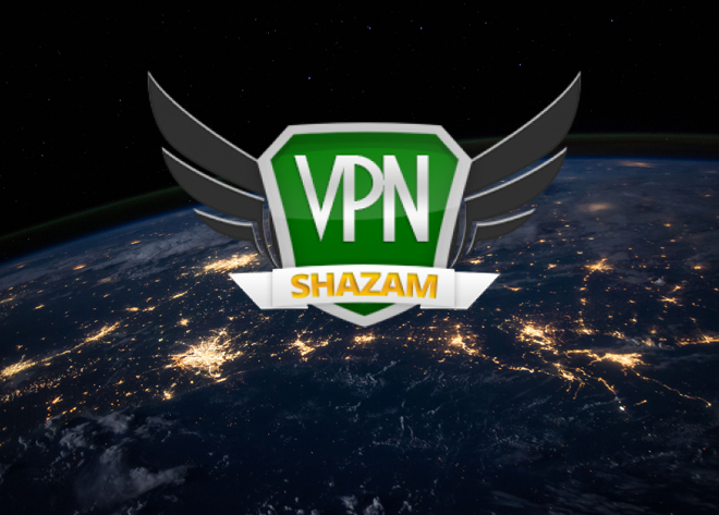 VPNShazam - pay with cryptocurrency
