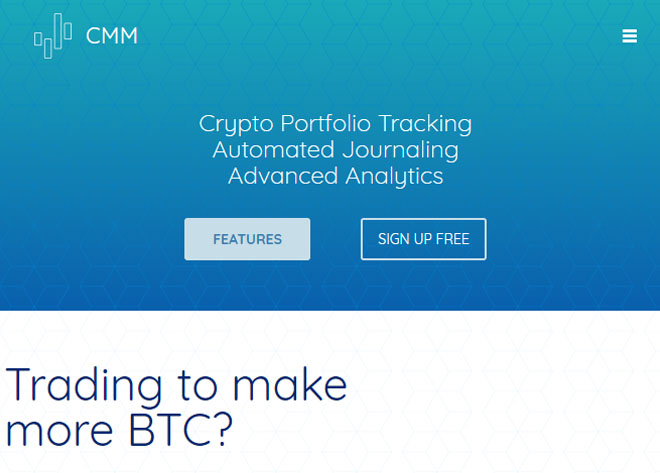 Coin Market Manager - crypto trading