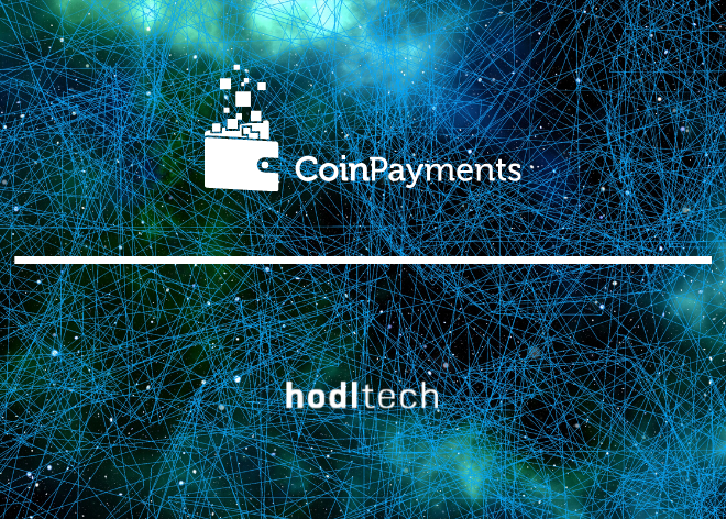 HODLTech and CoinPayments FMSB
