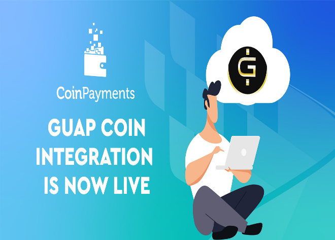 GUAP Coin cryptocurrency payment solutions
