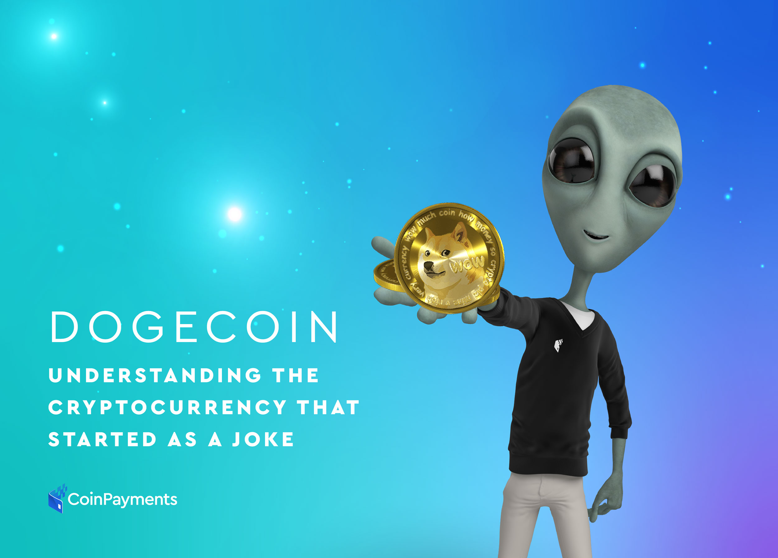 CoinPayments - Understand Cryptocurrency That Started As A Joke